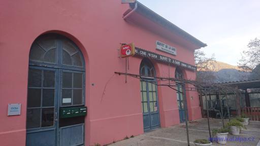 Buffet de la gare - Breil-sur-Roya
