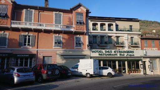 Hotel Des Etrangers - Sospel