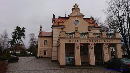 Hotel Berchtold - Vidovice