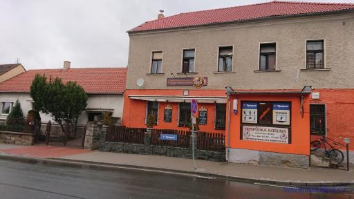 Hospůdka Koruna - Velké Popovice