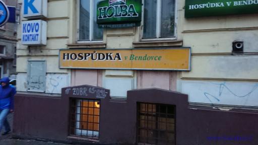Hospůdka v Bendovce - Plzeň