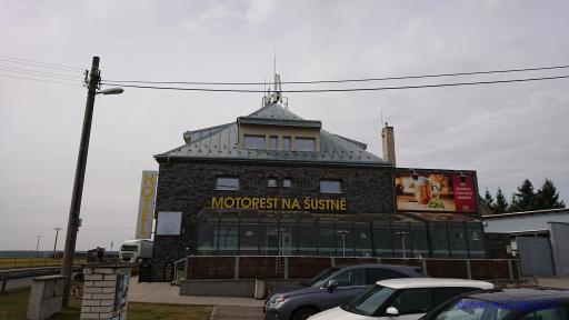 Motorest Na Šustně - Krupá