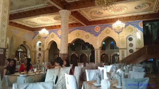 Samarkand Restaurant - Samarkand, Uzbekistan