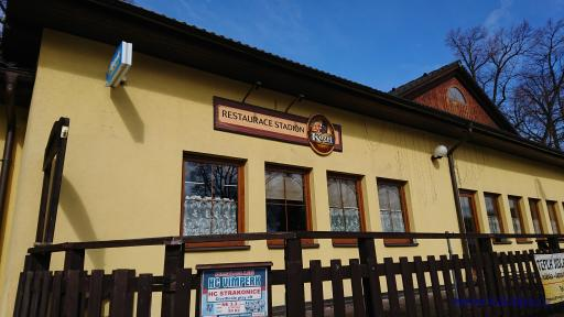 Restaurace Stadión - Vimperk