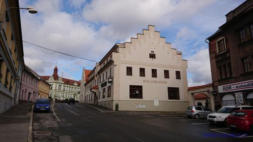 Hotel Zlatá Hvězda - Vimperk