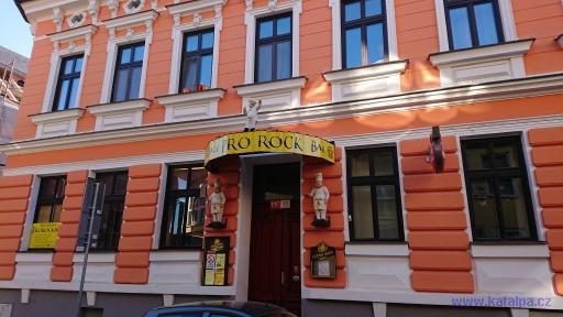 Restaurace bar Pro Rock - České Budějovice