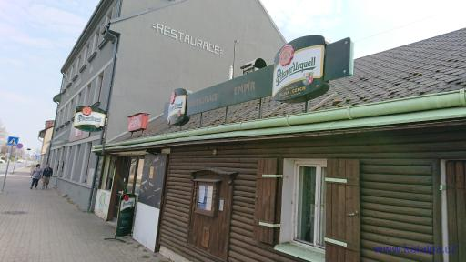 Restaurace Empír - Praha Letňany