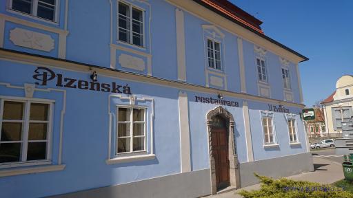 Plzeňská restaurace U Zvonice - Mladá Vožice