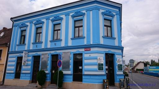 U Toulavé pípy - Pardubice