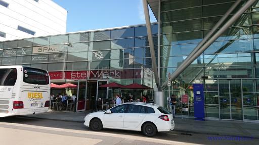 Cafe Stellwerk - Linz