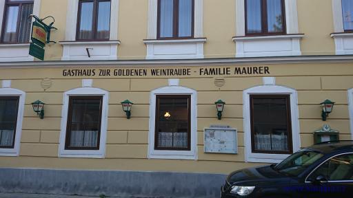 Gasthaus zur Goldenen Weintraube - Herzogenburg