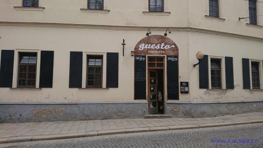 Hospoda & bar Guesto - Jihlava