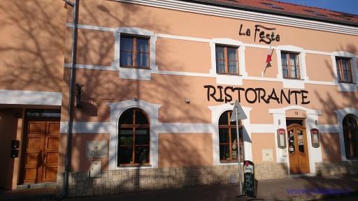 Ristorante La Festa - Praha Slivenec