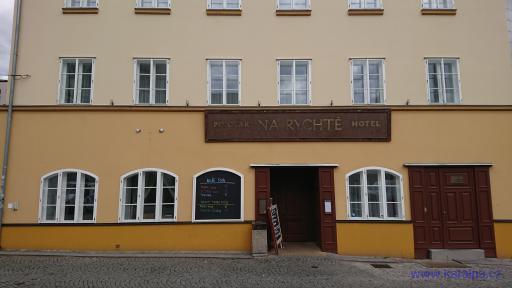 Pivovar Na rychtě - Ústí nad Labem