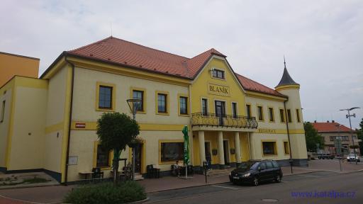 Restaurace Blaník - Vlašim