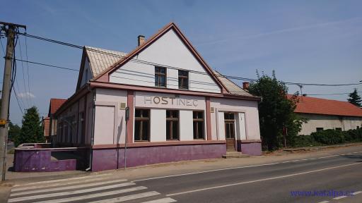 Hostinec - Ostrá