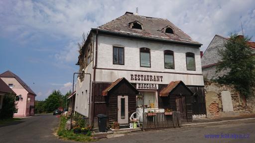 Restaurant Baccara - Hora Svatého Šebestiána
