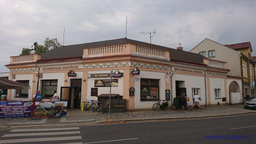 Restaurace Na zastávce - Bakov nad Jizerou