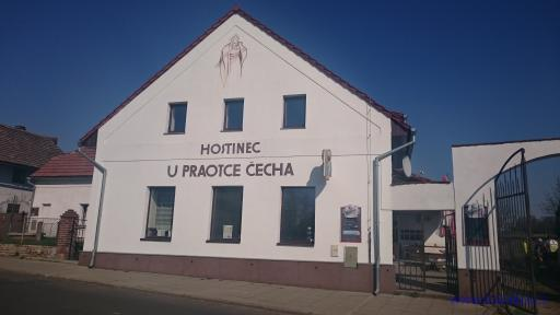 Hostinec U Praotce Čecha - Ctiněves