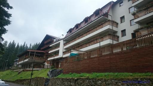 Hotel Hohe Rinne - Păltiniş