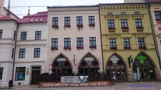 Radniční restaurace - Jihlava