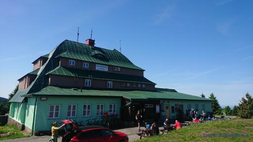 Masarykova chata - Deštné v Orlických horách