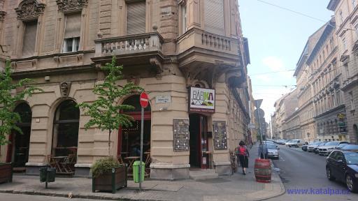 Wine & Food Bar Bárka - Budapest