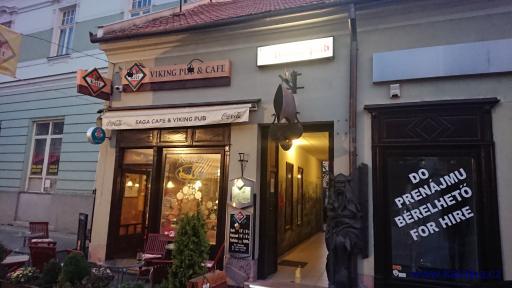 Saga Cafe & Viking Pub - Komárno