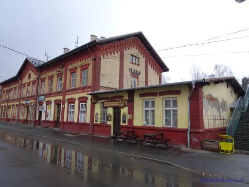Restaurace Na nádraží - Příbram