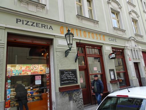 Pizzeria giallorossa - Praha