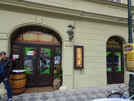Staromáček - Praha