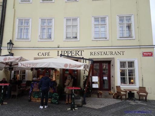 Café Lippert - Praha