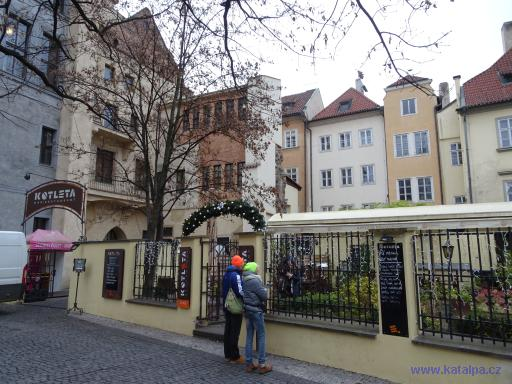 Bar restaurant Kotleta - Praha