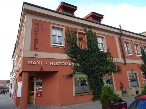 Hotel Maxi - Uherské Hradiště